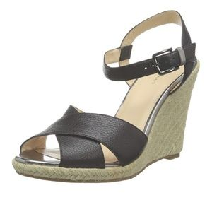 💖 Cole Haan - Leather Wedges